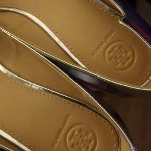 b95dca122af Tory Burch Shoes - NWB Tory Burch Melody Pointy Toe Flats Size 10.5